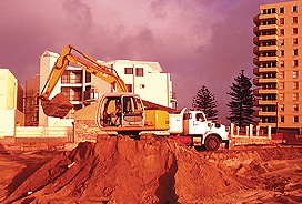 SA Earthworks - Bulk Haulage and Civil Construction